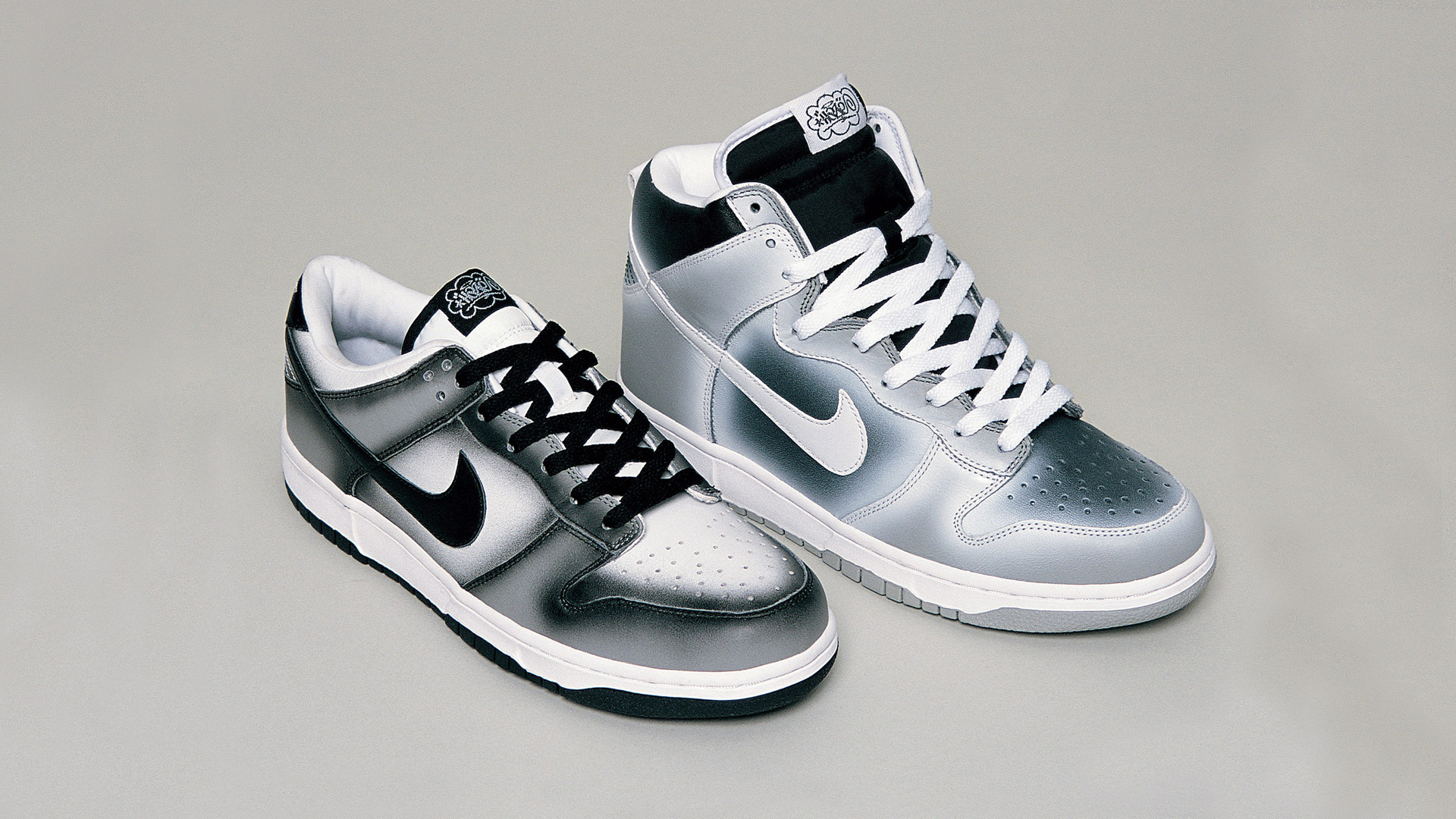 Eric Haze Nike Dunk Hi and Low
