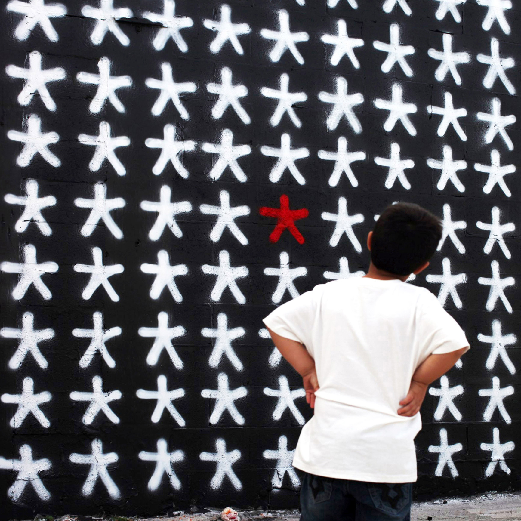 Eric Haze Graffuturism Art Basel Miami
