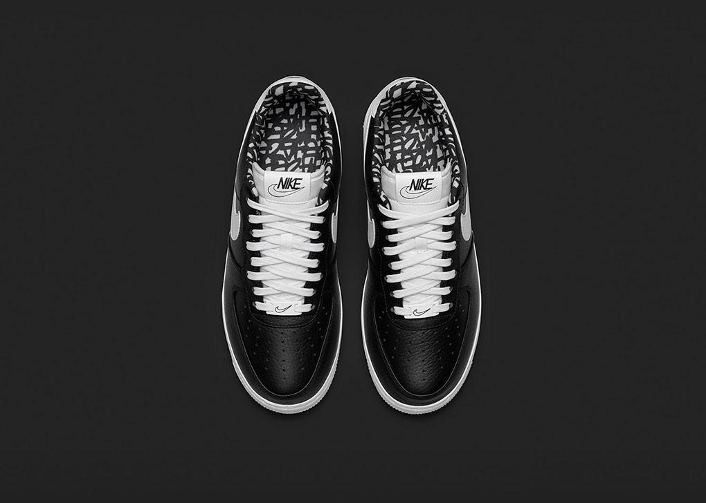 Eric Haze Nike Air Force 1 blackbooks top