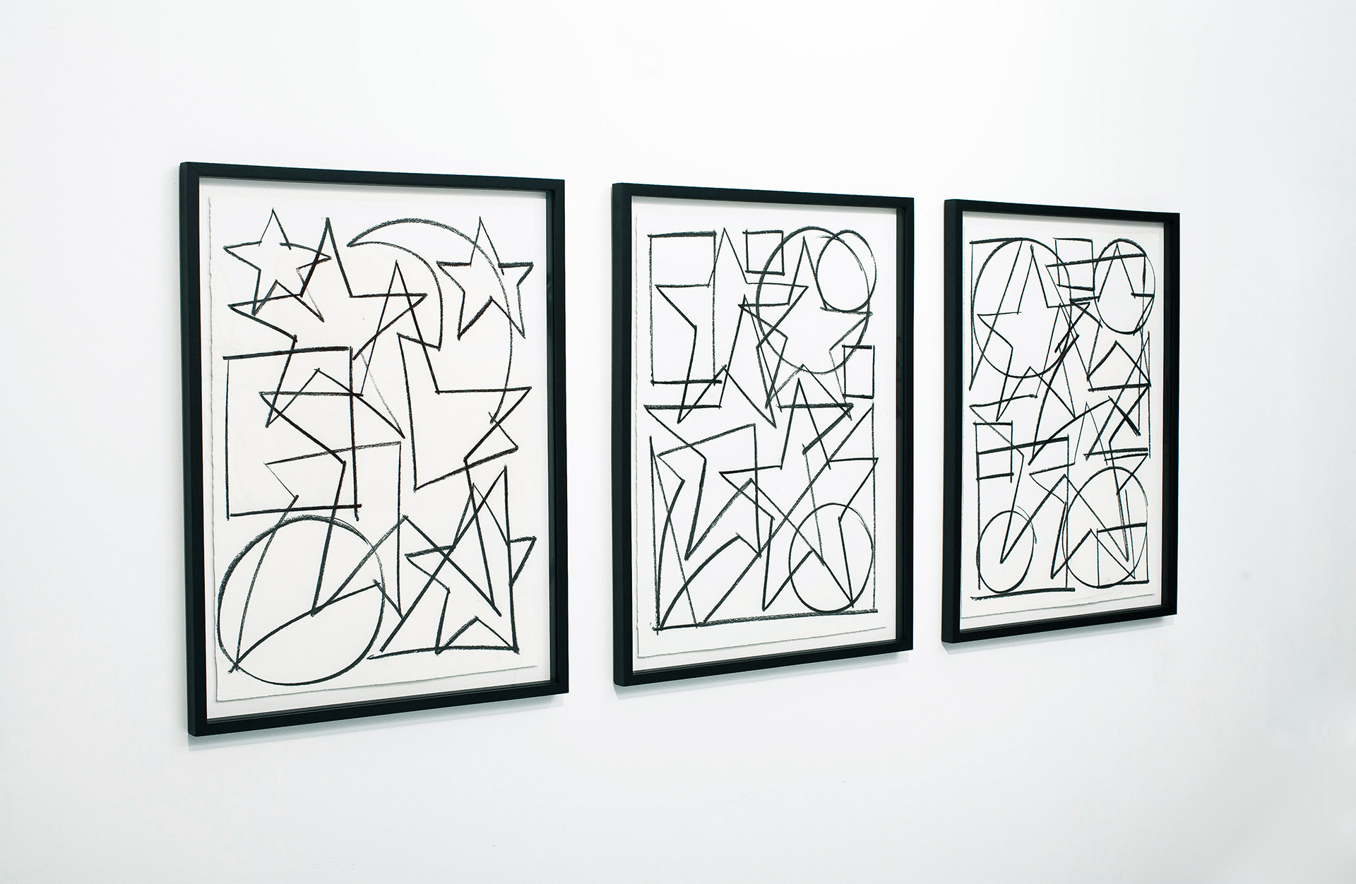 Eric Haze abstracts and Icons 09