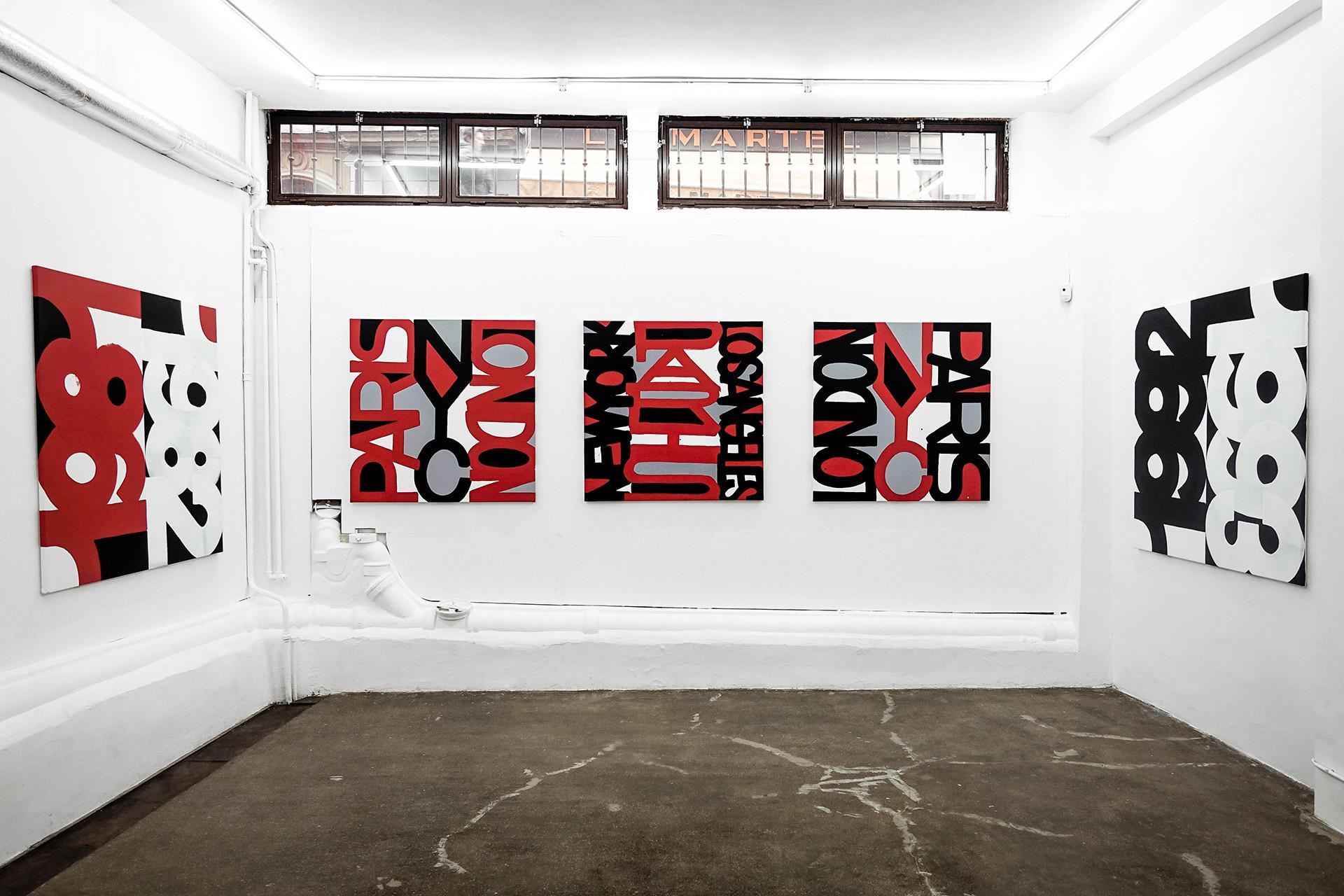 Eric Haze 2015 Reflex Memories room